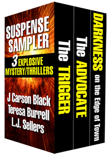 Suspense Sampler Boxed Set