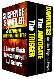 Suspense Sampler Boxed Set